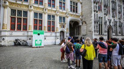 Afvalcontainer op Burg is weggenomen na kritiek van inwoners
