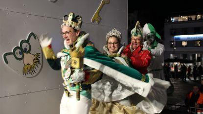 1.716 feestvierders dansen tegelijk de polonaise: nieuw Belgisch record staat op naam van Ronse