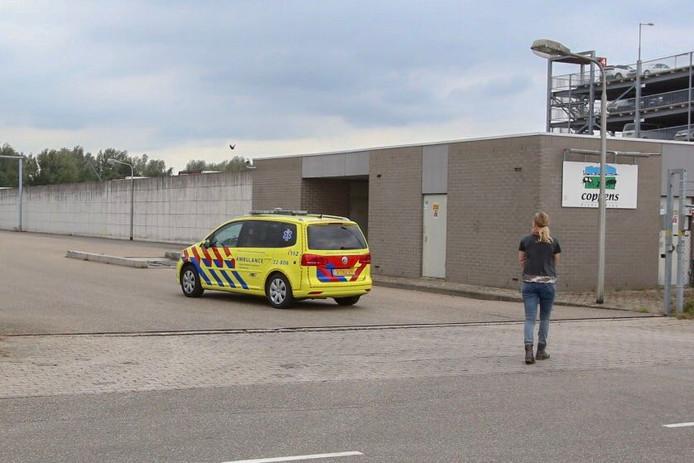 Dodelijk bedrijfsongeluk in Helmond