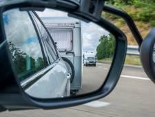 Wie denkt er aan de caravan?