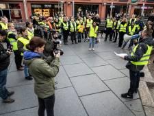 Geen Gele Hesjes vandaag op straat in Nijmegen uit angst voor kaping van links of rechts