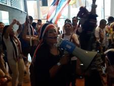Thailand verliest in Apeldoorn maar is winnaar van de afterparty