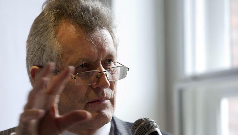Dirk Scheringa in 2011. Beeld ANP