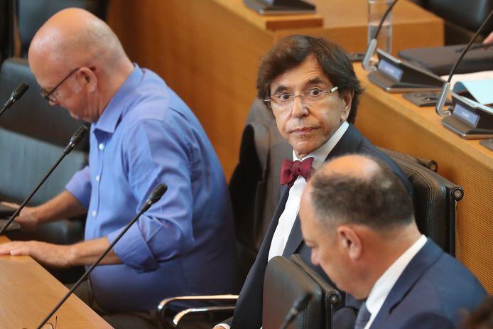 Le ministre-président wallon Elio Di Rupo
