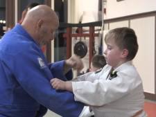 Judoka Bob (9) is geboren met een open rug, maar wil per se naar de Paralympics
