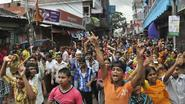 Bangladesh stuurt militairen af op stakers