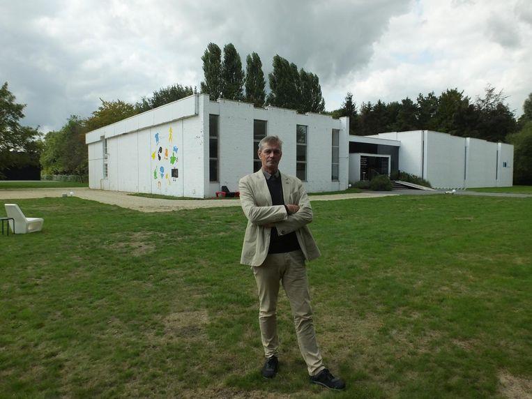 Archiefbeeld: directeur Joost Declercq bij het Museum Dhondt-Dhaenens.