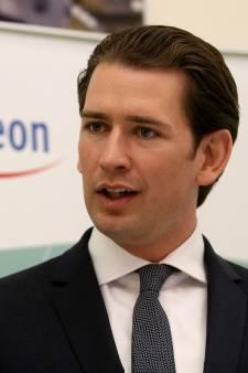 Oostenrijk wil dat EU al in Afrika vluchtelingen tegenhoudt