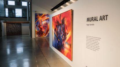 Na de oproep #muralhetperron de tentoonstelling in CC Het Perron