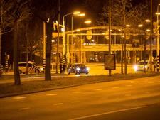 Dieven drongen Aldi Zwolle binnen