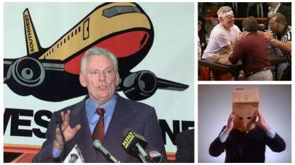 Zonder deze man geen goedkope vluchten à la Ryanair: stichter (87) Southwest Airlines overleden