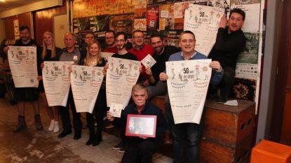 Feestweekend 50 jaar jeugdhuis Dido met film, voetbal en Thé Dansant
