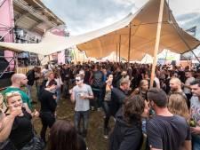 Streep door festival Have A Nice Day in Achterhoek