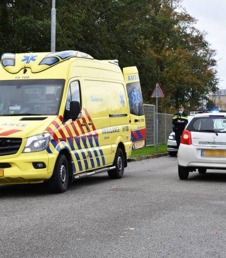 Gewonde fietser na aanrijding in Middelburg
