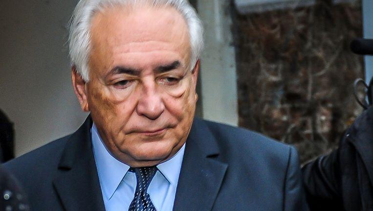 Voormalig IMF-topman Dominique Strauss-Kahn.