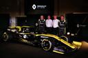 De RS19 van Renault