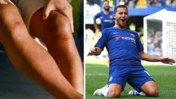 """Eden Hazard richt zich tot Chelsea-fans: """"Sorry, maar dat niet meer"""""""