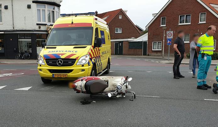Ongeval Pathmossingel Enschede
