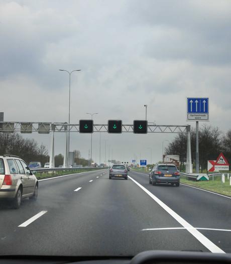 A27 krijgt drie nieuwe bruggen en verbreding bij Houten