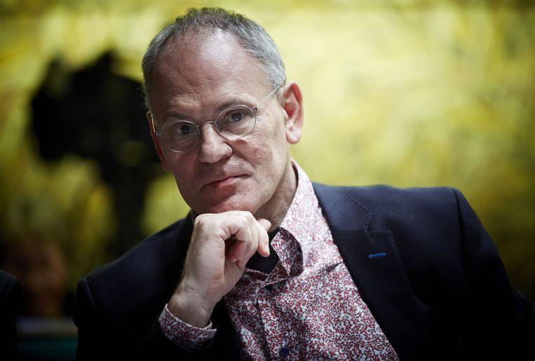 PvdA-politicus Adri Duivesteijn Beeld anp