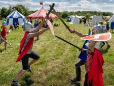 Jeugd kruipt in de huid van ridder: toch activiteiten in Vlijmen