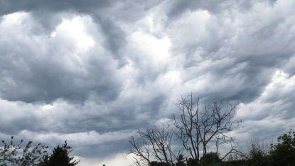 Vandaag wisselvallig met mogelijk onweer