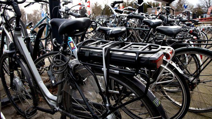 E-bikes zijn in trek omdat ze voor veel geld doorverkocht kunnen worden.