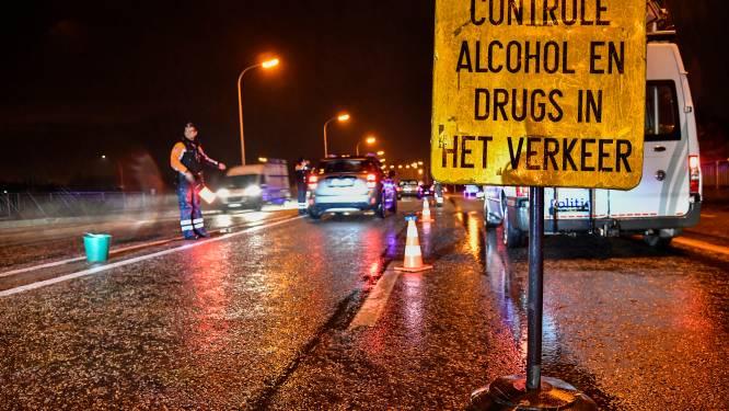 Een derde meer automobilisten betrapt onder invloed van drugs dan in 2019, leeuwendeel zijn jonge mensen