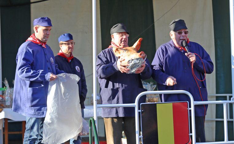 AFFLIGEM: Sint-Antoniusviering
