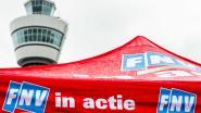 Vakbond dreigt met acties op Schiphol