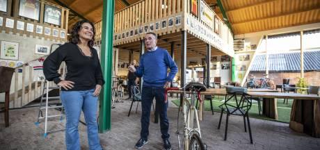 De Avondetappe in Noord Deurningen: een heel gedoe voor 45 minuten live-tv met Hennie