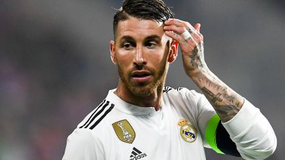 Sergio Ramos overtrad tweemaal de antidopingregels: Real-aanvoerder testte positief na gewonnen Champions League-finale