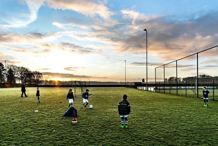 Fusieclub Helenaveen/Griendtsveen is blij met haar twee jeugdteams.