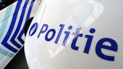 Politie crasht tegen elektriciteitspaal in Torhout