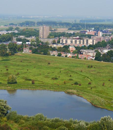 Komst kleinere zwemplas bij Grebbedijk is onzeker