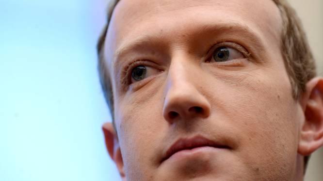 Facebookbaas Mark Zuckerberg ziet Biden als nieuwe president en bekritiseert Trump
