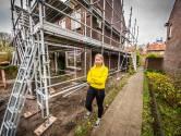 Hengelose kunstenares 'compleet in shock': tuin leeggeroofd door woningcorporatie