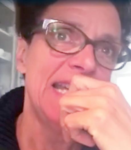 Lenette van Dongen zegt show af door grote brand Amsterdam