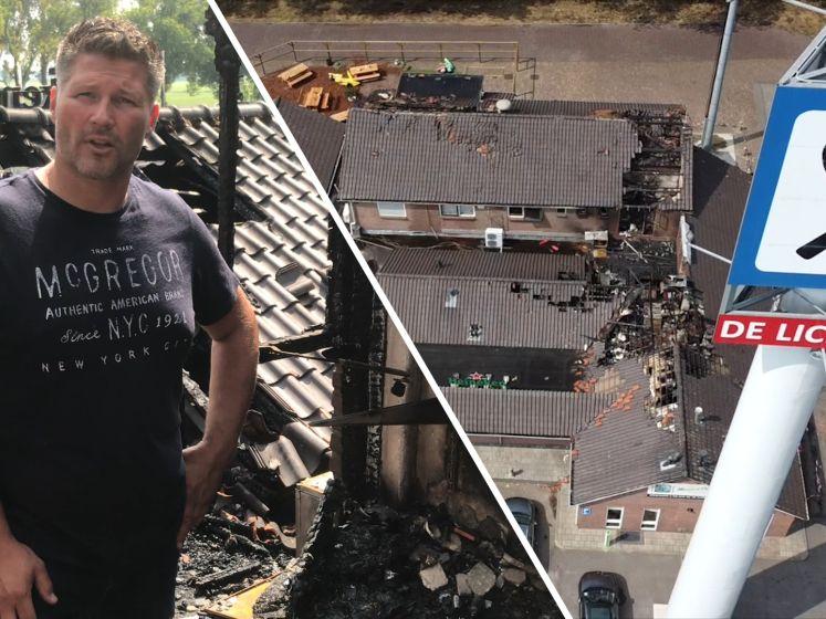 Leven na de brand, hoe is het nu met De Lichtmis?