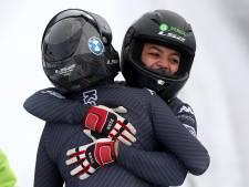 Oostenrijks brons met Nederlands tintje op EK bobslee, De Bruin twaalfde