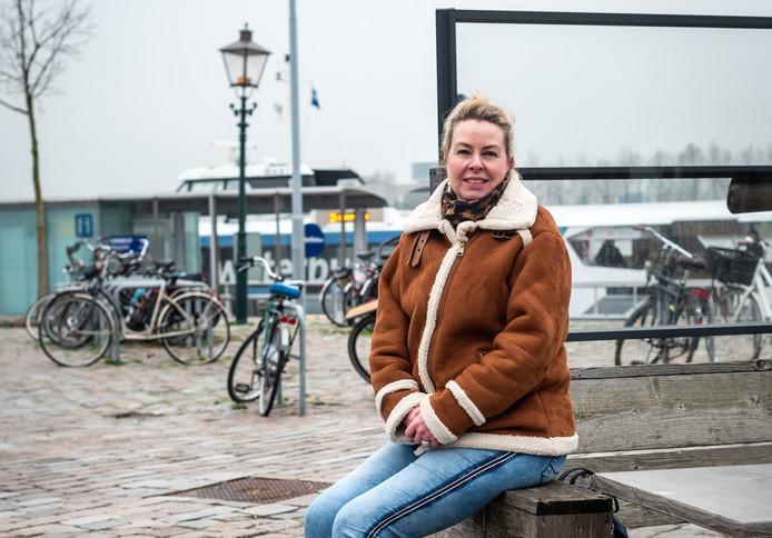 Marleen Bonsen verhuisde met haar man van Dordrecht naar Papendrecht. ,,Het is een hele fijne gemeente om te wonen, toch zijn we nog vaak in Dordt.''