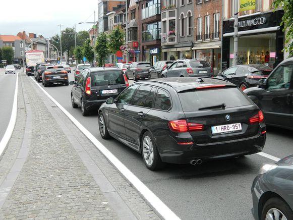 Vandaag rijden nog elke dag 27.000 wagens op de N9 dwars door het hart van Eeklo.