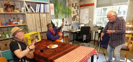 Filmpjes zorgen voor vertier bij Severinus in Veldhoven