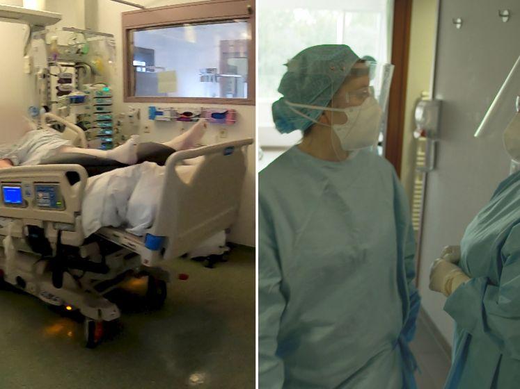 Personeel vreest Italiaanse toestanden in onze ziekenhuizen