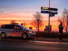 Politie is het snelst in Oud-Beijerland