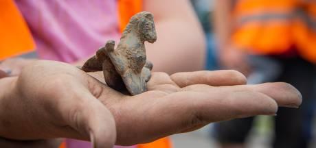 Bijzonder: Romeins topstuk gevonden bij opgraving in Wijchen