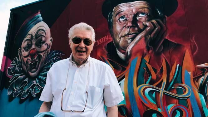 """Willy Van Mossevelde moet carnavalsspandoek aan Tereos weer weghalen: """"En ik zal Marc Van Ranst ook maar afbellen"""""""