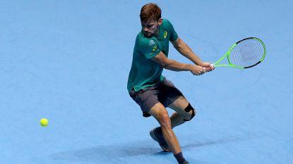 """Camps: """"Goffin is een stilist die bij momenten Federer technisch en tactisch benadert"""""""