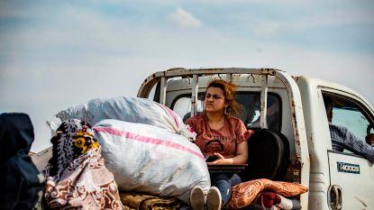"""Washington: """"Koerden hebben zich volledig teruggetrokken uit Syrische grenszone"""""""
