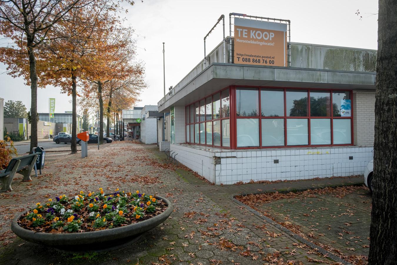 De laatste dagen van het oude postkantoor in Wezep zijn geteld. Maandag begint de sloop.